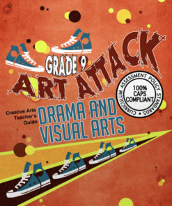 Art Attack Grade 9 Teacher's Guide