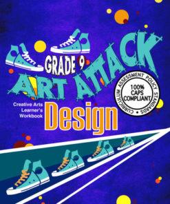 Art Attack Grade 9 Learner's Workbook Design