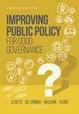 Improving public policy for good governance 4/e