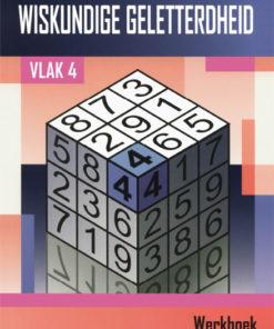 Wiskundige Geletterdheid Vlak 4 Leerderwerkboek