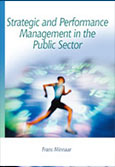Strategic and performance management in the public sector