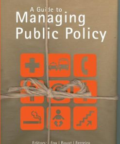 Guide to Managing Public Policy