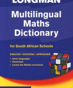 Longman Multilingual Maths Dictionary (Paperback)
