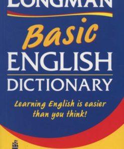 Longman Basic English Dictionary (Paperback)