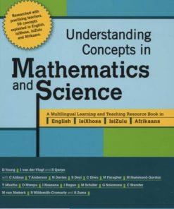 Understanding Concepts in Mathematics & Science Vol 1 (Paperback)