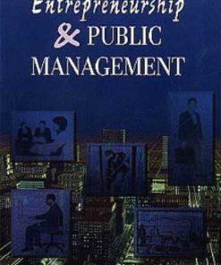 Entrepreneurship and Public Management