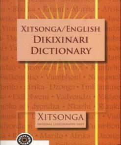 Xitsonga/English Dictionary (Paperback)