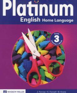 Platinum English CAPS Home Language Grade 3 Learner's Book
