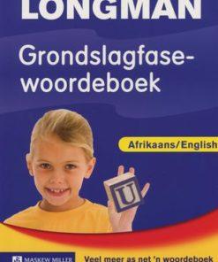 Longman Foundation Phase Dictionary Afrikaans/English (Paperback)