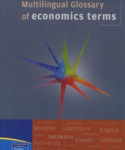 Multilingual Glossary Economics Terms (Paperback)