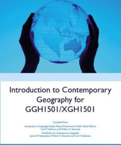 Introduction to Geography (1st edition) UNISA