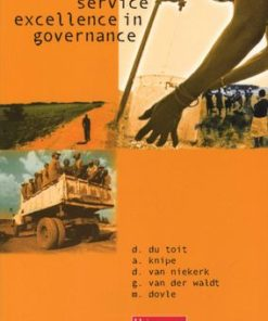 Service Excellence In Governance