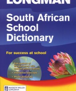 Longman South African School Dictionary (Paperback) with CD-ROM