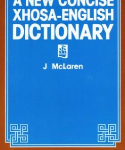A New Concise Xhosa-English Dictionary (Paperback)
