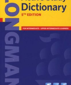 Longman Active Study Dictionary (Paperback) with CD-ROM 5th Edition