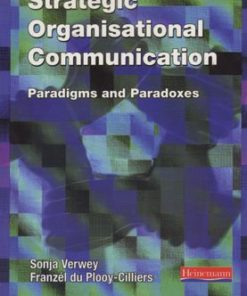 Strategic Organisational Communication