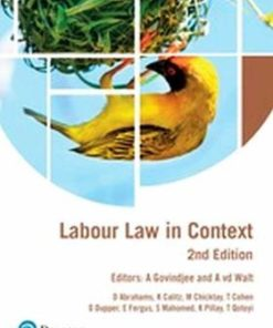 Labour Law in Context (2nd edition)