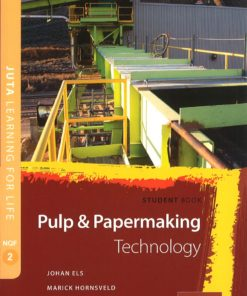 Pulp and Papermaking Technology