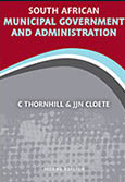 South african municipal government and administration 2/e