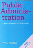 Public administration - a sa introductory perspective