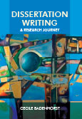 Dissertation writing - a research journey