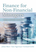 Finance for non-financial managers 3/Rev