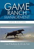 Game ranch management 6/e