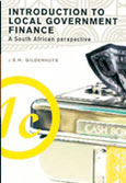 Introduction to local government finance - a South African perspective