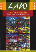 Law and contemporary South African society