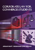 Corporate law for commerce students 2/e
