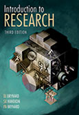 Introduction to research 3/e
