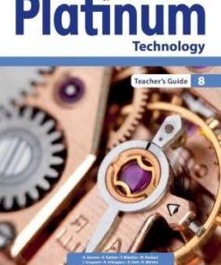 Platinum Technology Grade 8 Teacher's Guide (CAPS)