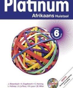 Platinum Afrikaans Huistaal Graad 6 Onderwysersgids (NKABV)