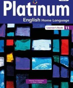 Platinum English Home Language Grade 11 LB (CAPS Aligned)