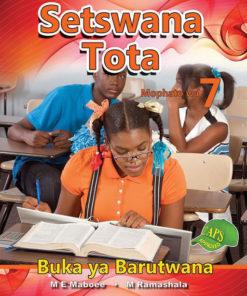 Setswana Tota Mophato wa 7 Buka ya Barutwana