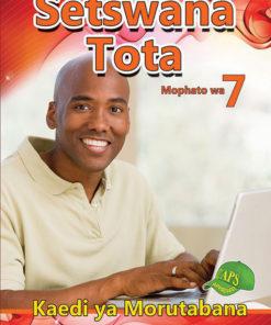 Setswana Tota Mophato wa 7 Kaedi ya Morutabana