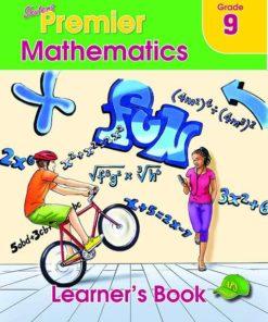 Shuters Premier Mathematics Grade 9 Learners Book