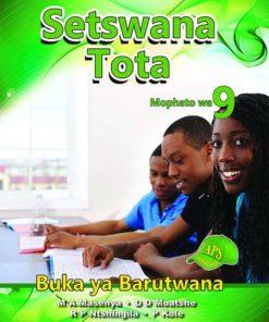 Setswana Tota Mophato wa 9 Learners Book