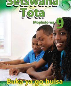 Setswana Tota Mophato wa 9 buka ya go buisa