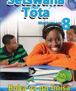Setswana Tota Mophato wa 8 Buka ya go Buisa