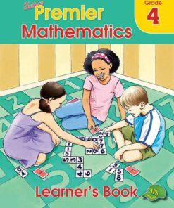 Shuters Premier Mathematics Grade 4 Learners Book