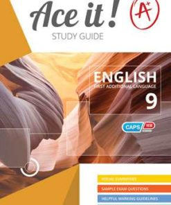 Ace It! English First Additional Language Grade 9
