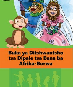 DVD: PICTURE STORIES FOR SOUTH AFRICAN CHILDREN (SESOTHO)