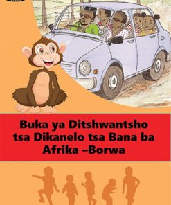 DVD: PICTURE STORIES FOR SOUTH AFRICAN CHILDREN (SETSWANA)