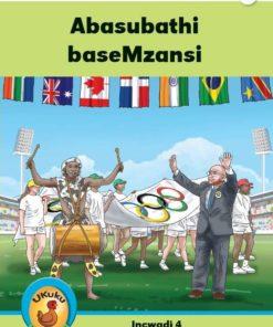 Ukuku Reading Scheme Blue Series: Level 2- Book 4- Abasubathi baseMzansi