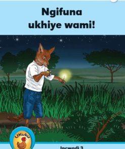 Ukuku Reading Scheme Blue Series: Level 3- Book 3- Ngifuna Ukhiye wami