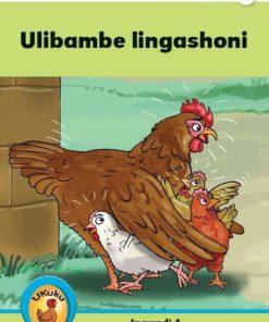 Ukuku Reading Scheme Blue Series: Level 3- Book 4- Ulibambe Lingashoni!