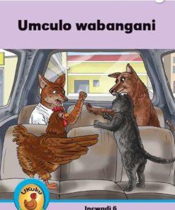 Ukuku Reading Scheme Blue Series: Level 3- Book 6- Umculo Wabangani
