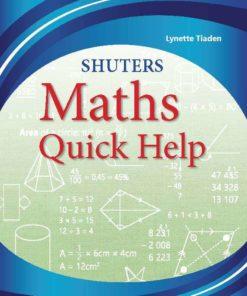 Shuters Maths Quick Help