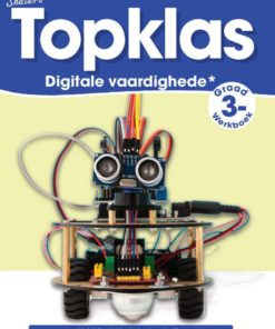 TOPKLAS GRAAD 3 DIGITALE VAARDIGHEDE WERKBOEK